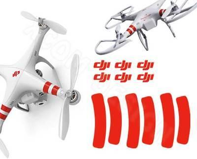Dji Phantom 1,2,3, Adesivi, Di Ricambio Vision Drone Adesivi-mostra Il Titolo Originale Facile Da Lubrificare