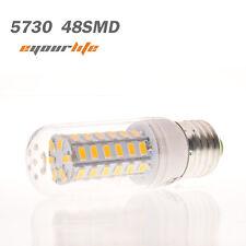 E14 48 SMD 15W  5730 110V  LED Corn Bulb warm white lamp