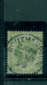 Grossbritannien-Koenigin-Victoria-Nr-97-gestempelt