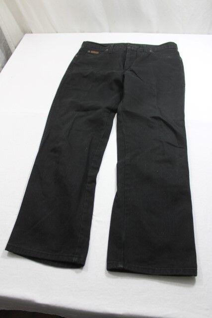 J7742 Wrangler texas Jeans W36 W36 W36 L30 Schwarz  Sehr gut | Outlet Store  | Billig ideal  | Schenken Sie Ihrem Kind eine glückliche Kindheit  | Ausgezeichneter Wert  | Fairer Preis  3189ee