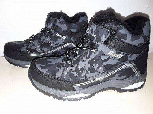 Winterstiefel Boots Gr: 31,32,33,35 Kinderschuh Kinderstiefel NEU Stiefel