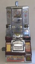 Tabletop Basketball Candy Gumball Coin Shooter Vending Machine With Salt Amp Pepper