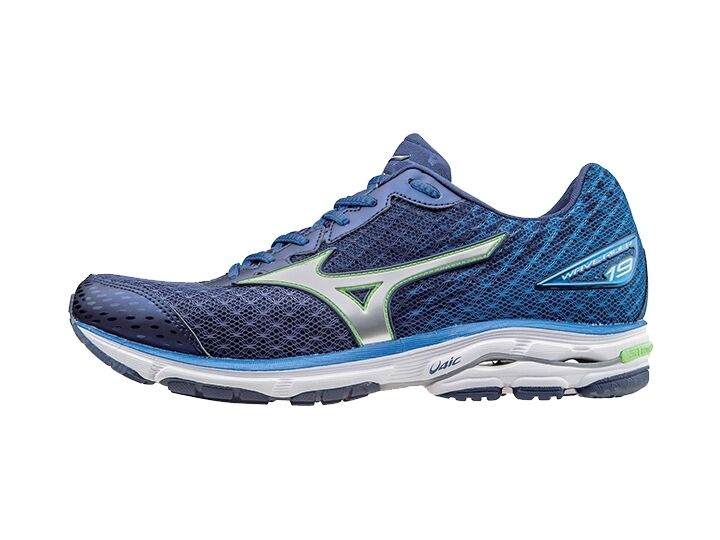 Mizuno Wave Rider 19 Mens Runners (D) (307) + FREE AUS DELIVERY