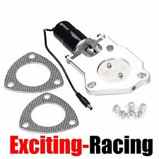 """2.5"""" Electric Exhaust Catback Downpipe Cutout E-Cut Out Valve Motor Kit Only"""