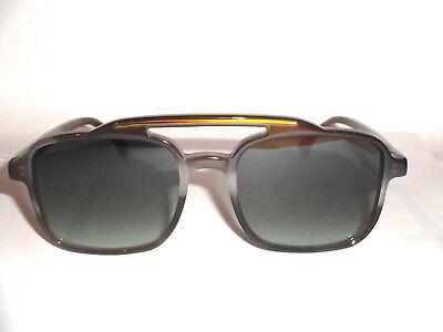 Cordiale New Sunglasses Made In Italy Occhiale Da Sole Essedue Industrial C.494 Handmade Originale Al 100%