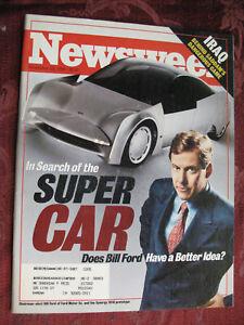 NEWSWEEK November 23 1998 Bill Ford Super Cars Stone Cold Steve Austin Jewel