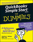 QuickBooks Simple Start For Dummies by Stephen L. Nelson (Paperback, 2004)