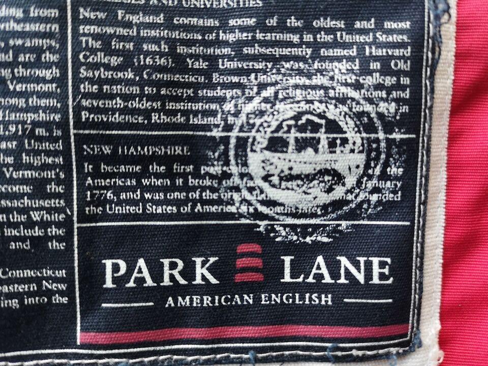 Jakke, str. L, Park Lane