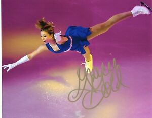 Gracie-Gold-USA-Figureskating-Womens-USA-Gold-Medal-Signed-8x10-Photo-w-COA