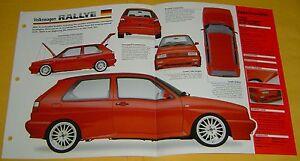 1990-1991-VW-Volkswagen-Golf-Rallye-1763cc-160-hp-IMP-Info-Specs-photo-15x9