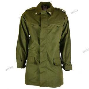 Image is loading Original-vintage-Italian-army-field-jacket-parka-military- 60a8897eeea