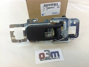 Chevrolet Equinox Pontiac Torrent Lh Front Or Rear Inside