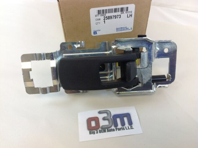 Chevrolet Equinox Pontiac Torrent LH Front or Rear Inside DOOR HANDLE new OEM