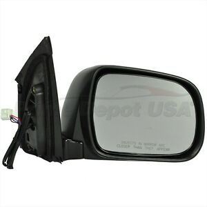 A BRAND NEW #1 QUALITY POWER MIRROR~RIGHT HAND SIDE PASSENGER DOOR~W//O MEMORY