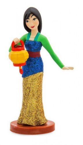 Disney Princess Mulan Exclusive 3-Inch PVC Figure In Traditional Dress Loose