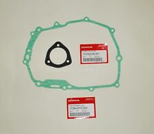 Honda MSX125 Grom 2013-2018 Genuine Oil Filter Spinner & Clutch Cover Gasket