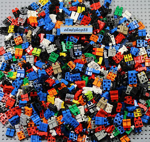 LEGO - Minifigure Legs - Body Parts Plain City Castle Pirate Space City Bulk Lot