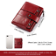 Women-Genuine-Leather-Cowhide-Clutch-Bifold-Wallet-Credit-Card-ID-Holder-Purse thumbnail 5