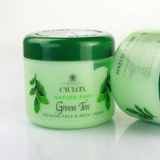 Cyclax Green Tea Refining Face & Neck Cream 300ml x3