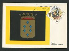 SPAIN MK 1971 WAPPEN SPANISCHE LEGION MAXIMUMKARTE MAXIMUM CARD MC CM c9138