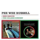 Groove The College Concert 1 Bonus Track Pee Wee Russell Audio CD