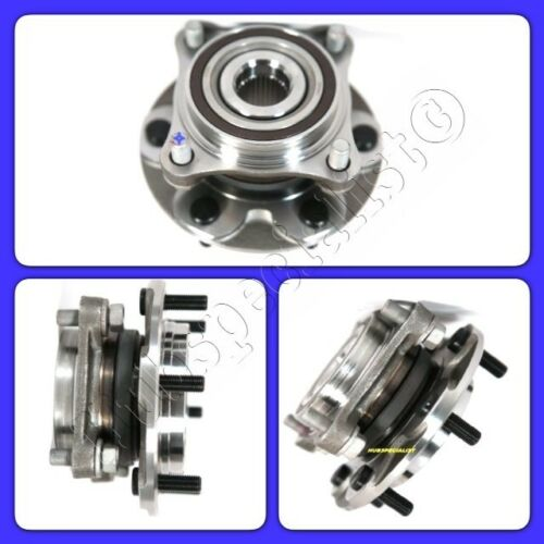 FRONT WHEEL HUB BEARING ASSEMBLY FOR 2005-2015 TOYOTA TACOMA 4X4-FREE ORING,SEAL