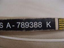 "MADE TO EXACT OEM SPEC, KEVLAR BELT FOR HUSTLER 789388 SUPER MINI Z 52"" & 54"" DE"