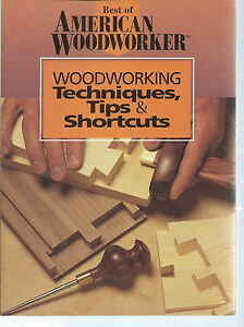 NK-013 - Best of American Woodworker, Woodworking Techniques, Tips & Shortcuts