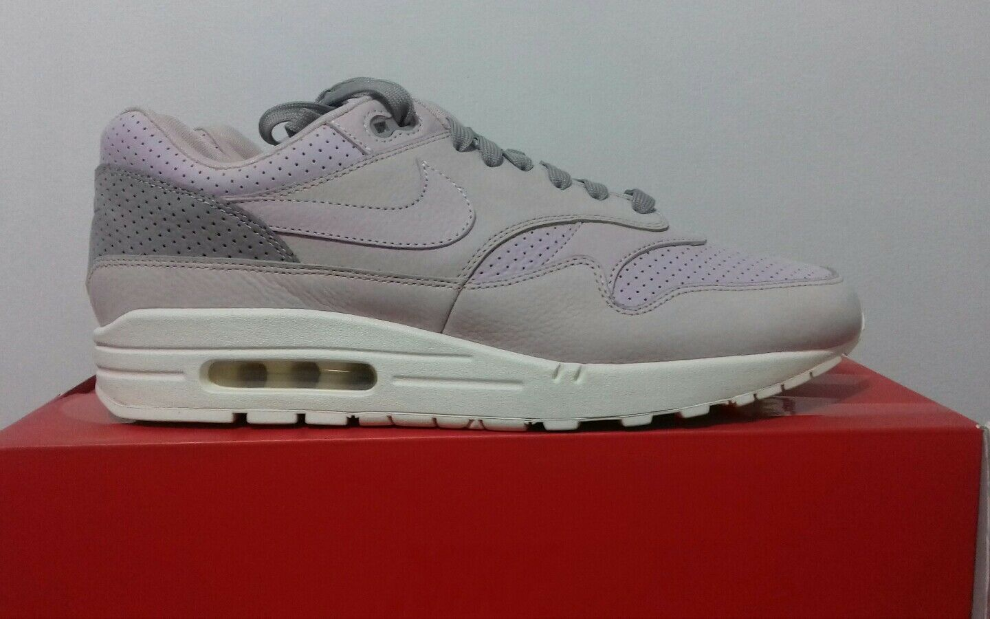 Air max 1 premium (OG shape) genuine leather quick strike UK size 11