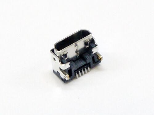 Micro USB Charger DC Power Jack Socket Port Amazon Kindle Fire 31KC1MB00E0 Lot