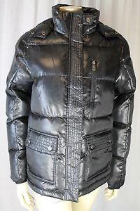 giacca da in di cappuccio Graffing Grayling cappuccio Cappotto con con donna nero Puffa nero Rqxdd5