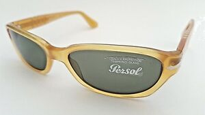 dde643c78c8 PERSOL SUNGLASSES IN YELLOW 2626 S 153 31- BRAND NEW AND LESS THAN ...