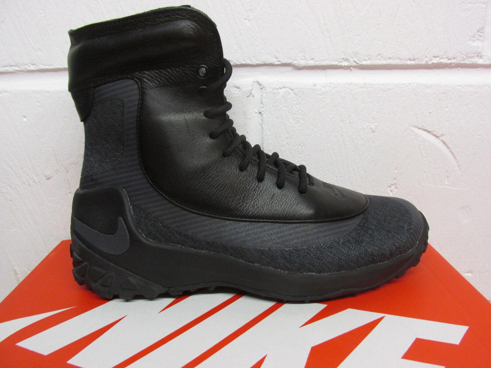 Nike de mujer Zoom kynsi JCRD WP Hi Top Botas Zapatos Zapatillas 806978 001