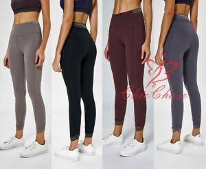 FITINCLINE Women's Leggings Buttery Soft Yoga Pant Fitness Sports Running  Gym | eBay