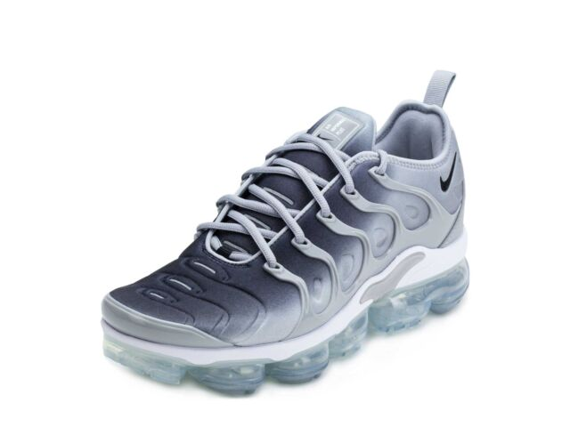 47c4c19740f29 Males S Nike Air Vapormax Plus Wolf Gray White Black 924453 zero07  Measurement