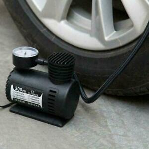 300Psi-Dc-12V-Tragbare-Elektrische-Mini-Gummireifen-Luft-Auto-Pumpe-W2Z6-H2N5