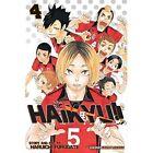 Haikyu!!, Vol. 4 by Haruichi Furudate (Paperback, 2016)