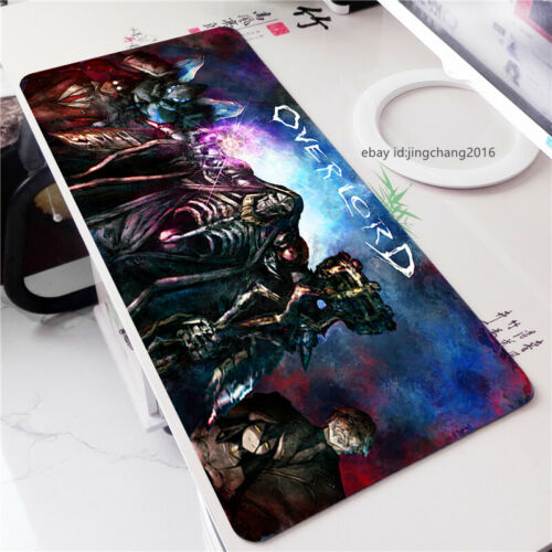 Overlord Anime Large Mouse Pad Mat Mousepad Game Play Mat Keyboard Mice JC 05