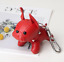 thumbnail 13 - French-Bulldog-Keychain-Pompom-Key-Ring-Cute-Holder-Bag-Charm-Keyfobs-Gift-YU