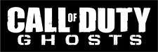 Call of Duty Ghosts bumper sticker COD free ship!!