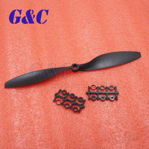 4PCS Carbon Nylon 10x4.5Inch 1045R CW//CCW Propeller Black for DJI F450 NEW