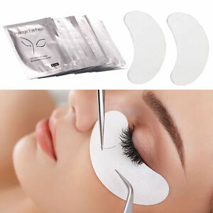 de36221ea81 300PCS of Eyelash Lash Extension Under Eye Gel Pads Lint Free Eye ...