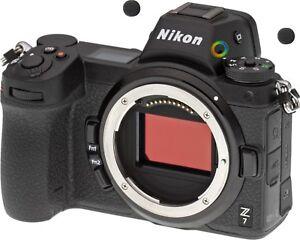 Details about Nikon Z6 Z7 Canon EOS R Sony A7III built in mic Windscreen  Sticker x 6 pcs
