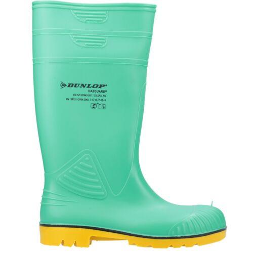 Dunlop Acifort hazguard Pleine Sécurité Étanche Résistant Aux Produits Chimiques Wellington