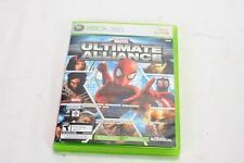 Marvel Ultimate Alliance/Forza Motorsport 2 (Xbox 360)