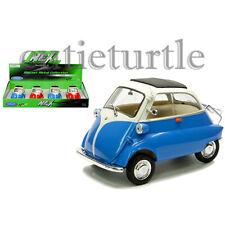 Welly Bmw Isetta 118 Diecast Model Toy Car 24096 4d