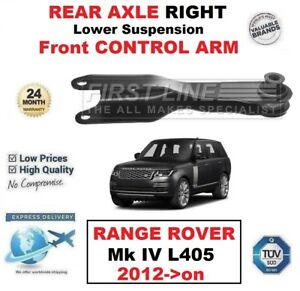 REAR-AXLE-RIGHT-Lower-Front-CONTROL-ARM-for-RANGE-ROVER-Mk-IV-L405-2012-gt-on