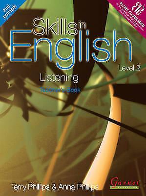 Skills in English Listening Level 2 (teacher's book), Terry Phillips & Anna Phil