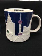 Starbucks Shanghai Relief Mug