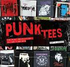 Punk Tees: The Punk Revolution in 125 T-Shirts by Martin Popoff (Hardback, 2016)